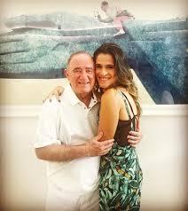 Ingrid Guimarães entrevista Renato Aragão para seu novo programa