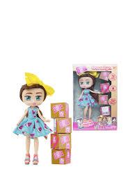 <b>Кукла</b> 1TOY <b>Boxy Girls Brooklyn</b> 20 см с аксесс. 37005560: 1 999 ...