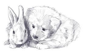 イラスト犬うさぎミキアイコイラスト無料素材のイラスト屋さん