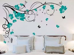 wall painting designsBedroom Wall Painting Designs  Home Design