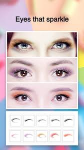 makeup editor 1 1 apk screenshot