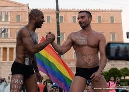 Greek gay men hot