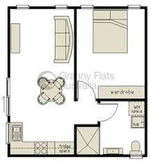 narrow one bedroom rectangular apartment above garage conversion - Google  Search