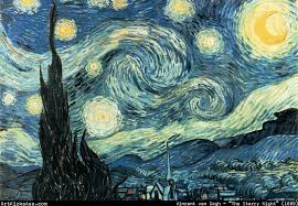 vincent van gogh s starry night 1889