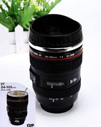 Canon Zoom Lens EF 24-105mm THERMOS Coffee Cup /Camera Lens Mug /Lens  Coffee Cups: Amazon.co.uk: Kitchen & Home