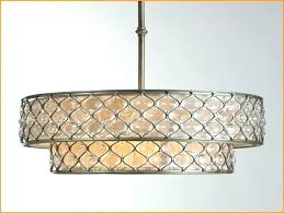drum shade chandelier chandelier stunning rectangular drum shade extra large round grey iron chandeliers awesome awesome