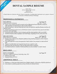 Best Solutions of Dental Student Resume For Resume