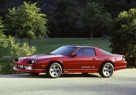 87 IROC Z28. Mine was the exact same color and everything ...
