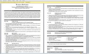 Resumes Best Fonts For And Cover Letters Font Senior Executive