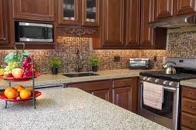 Tan Brown Granite Countertops Kitchen Tan Color Kitchen Cabinets Kitchen Wall Colors With White