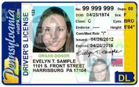 Loosely On Licenses Pennsylvania com Designation Audited Driver's Veteran Triblive