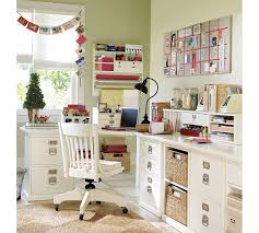 Home office wall storage Living Room Home Office Awesome Design Using White Corner Desk Designed With Drawers And Box Storage Complete Swivel Chair The Brown Rug Floor Black Metal Lamp Combine Fulltecinfo Home Office Awesome Design Using White Corner Desk Designed With