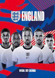 England Men Football 2021 Calendar - Official A3 Wall Format Calendar :  Amazon.de: Bücher