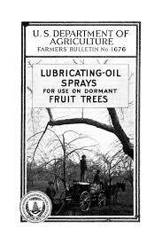 Dormant Fruit Trees