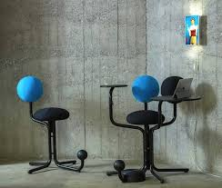 globe office chairs. photos by peter opsivk globe office chairs
