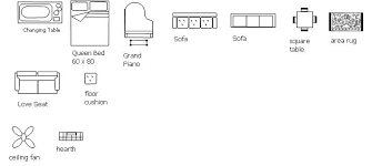 furniture for floor plans. Floor Plan Furniture Templates For Plans