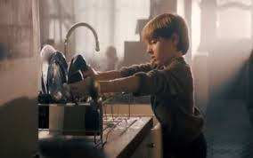 specsavers kid washing vinyl tv advert specsavers kid washing advert