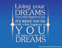 Inspirational Quotes About Dreams Coming True Best of Motivational Picture Quote Living Your Dreams 24 Women Dream
