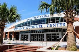 O Connell Center Seating Chart Oconnell Center Exterior Gate 1 Stephen C Oconnell Center