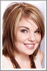 Short Hairstyles For Fat Faces And Double Chins 15 Hair