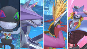 Digimon Cyber Sleuth Hacker S Memory Digivolution Chart Digimon Story Cyber Sleuth Hackers Memory Dracmon