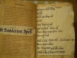hocus pocus spell