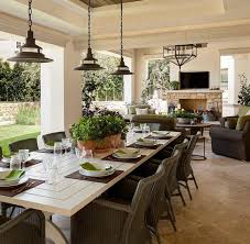 Outdoor Dining Rooms Design Favorite For Downstairs Outdoor Dining Room Austin Stone