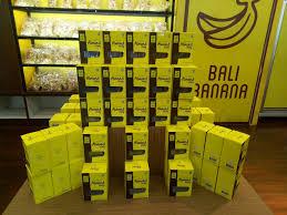 Istanarina Bali Banana Alternatif Oleh Oleh Kekinian Khas Bali