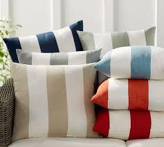 pb classic stripe indoor outdoor pillow