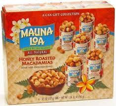 image is loading honey roasted mauna loa macadamia nuts gift set