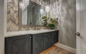 image of powder room pictures