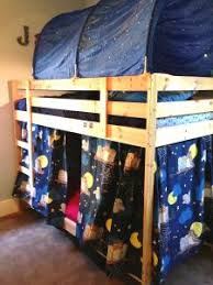 cool bunk bed fort. Turn A Bunk Bed Into Fort. Mount Curtains, Tent Top, Lanterns. Cool Fort S