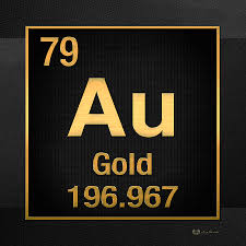 Luxurious Gold Periodic Table L47 In Wow Home Designing