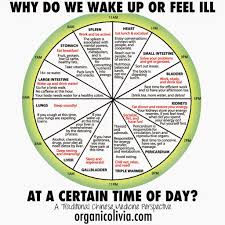 Tcm Body Clock Why Do We Wake Up Or Feel Ill At A Certain
