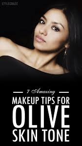 are you having difficulty finding good makeup tips for your beautiful olive skin tone you