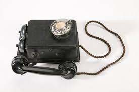siemens wall mounted telephone