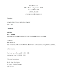 Resume Template Download Free Resume Templates Word Free Download