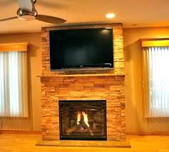 painted fireplace mantels stone surround paint light brown wooden fireplaces and surrounds on mantel shelves