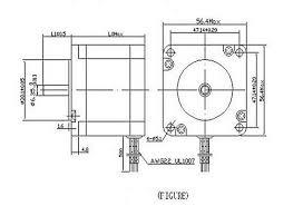 nema stepping motor kg cm wire bygh mechanical dimensions