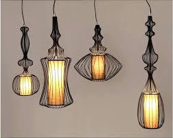 cage pendant lights wire cage pendant light australia