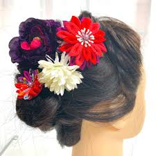 袴髪飾り 自爪を健康に導きながらネイルを楽しむサロン