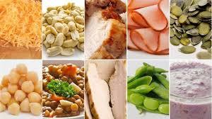 10 Healthy High Arginine Foods
