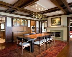 arts and crafts dining room furniture arts and crafts dining room set arts crafts trestle dining