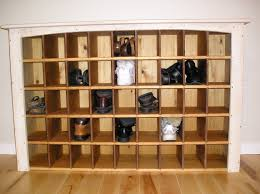 Shoe Organization Diy Closet Organization For Shoes And Clothes Storage Made From