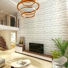new foam brick wall panel decorative plastic panels covering sheets living room