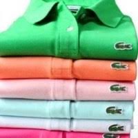 Lacoste Polo Shirt Color Chart The Shopping Bug Lacoste Polo Dress Color Chart