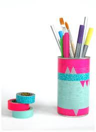 diy pen holder desk caddy pencil organiser bunch ideas of diy pencil holder for desk
