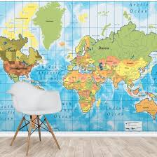 High Quality World Map World Map