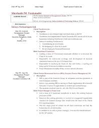 Simple Resume Format For Students Mechanical Engineering Student