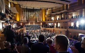 Montreal Symphony At La Maison Symphonique Review The